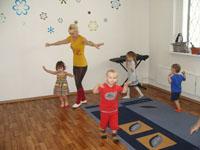 Детский сад «Шалуны» — Здоровье